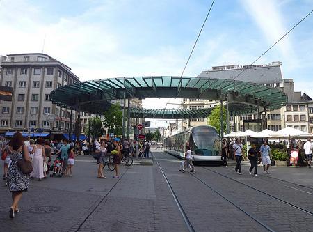 city of strasbourg