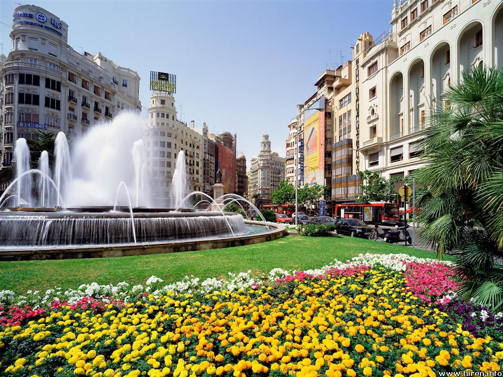 Valencia City Guide Spain Accommodation Engine