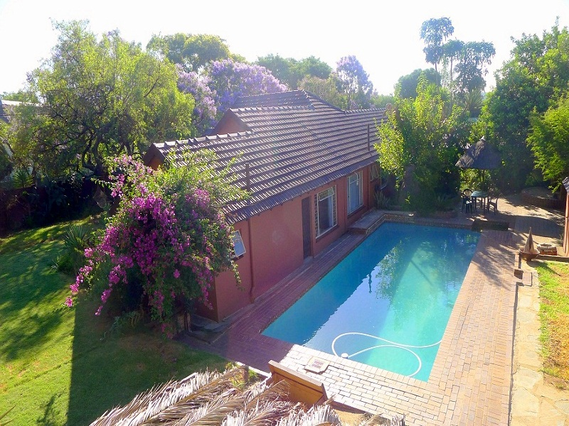 International student & young professional homestay in Johannesburg