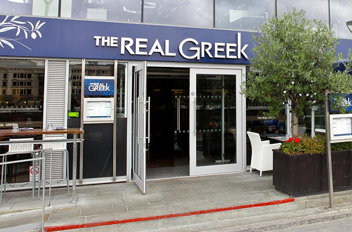 The Real Greek - Bankside