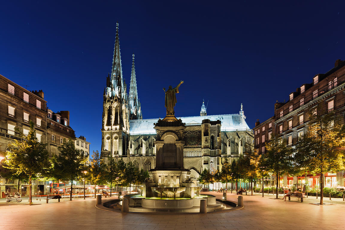 Clermont-Ferrand City Guide , France - Accommodation Engine