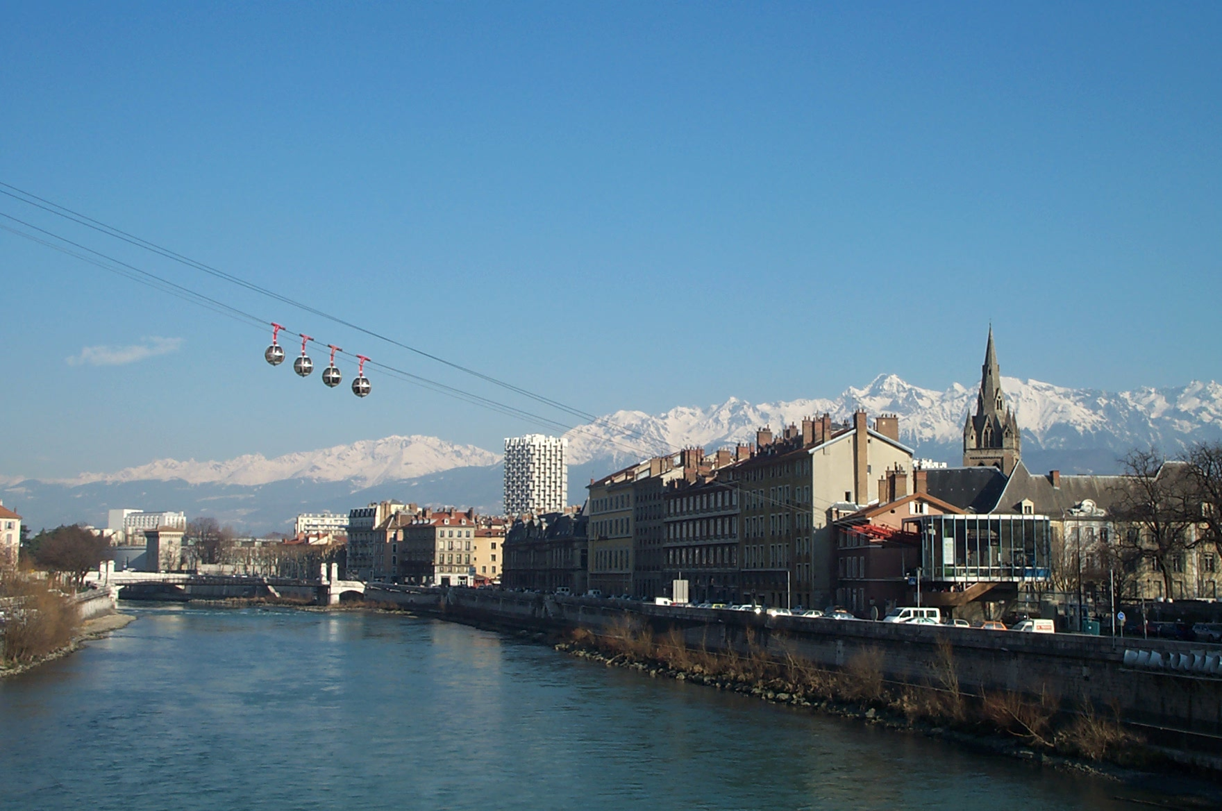 Grenoble City Guide France Accommodation Engine