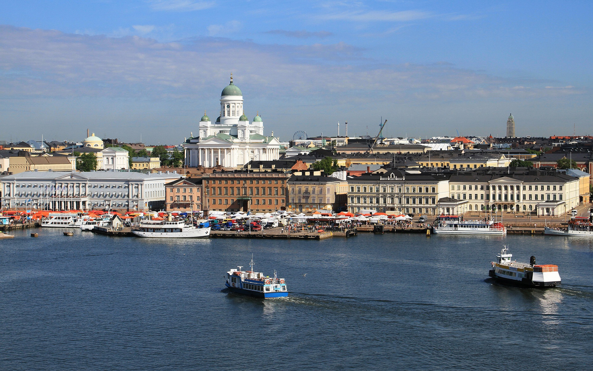 Helsinki City Guide Finland Accommodation Engine