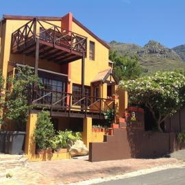 Homestay on slopes of Table Mountain for young professionals & international students Gallery