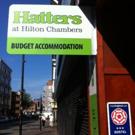 Hatters Hostel Hilton Chambers Gallery
