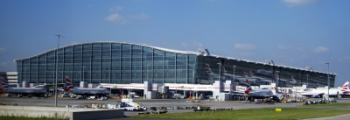 TRAVELLING TO LONDON? LONDON HEATHROW AIRPORT!