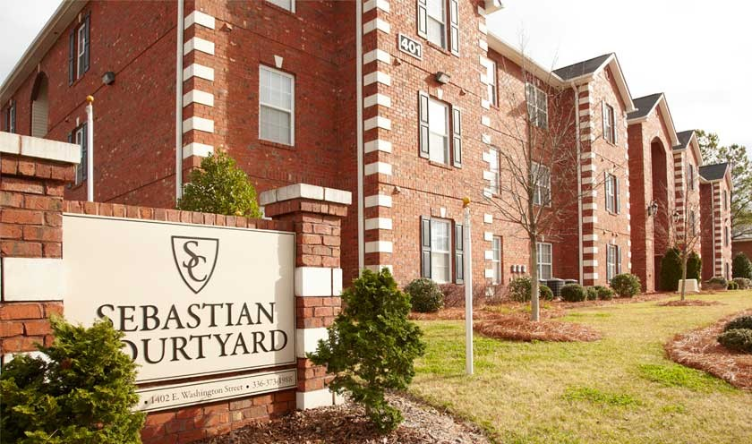 Sebastian Village, Greensboro