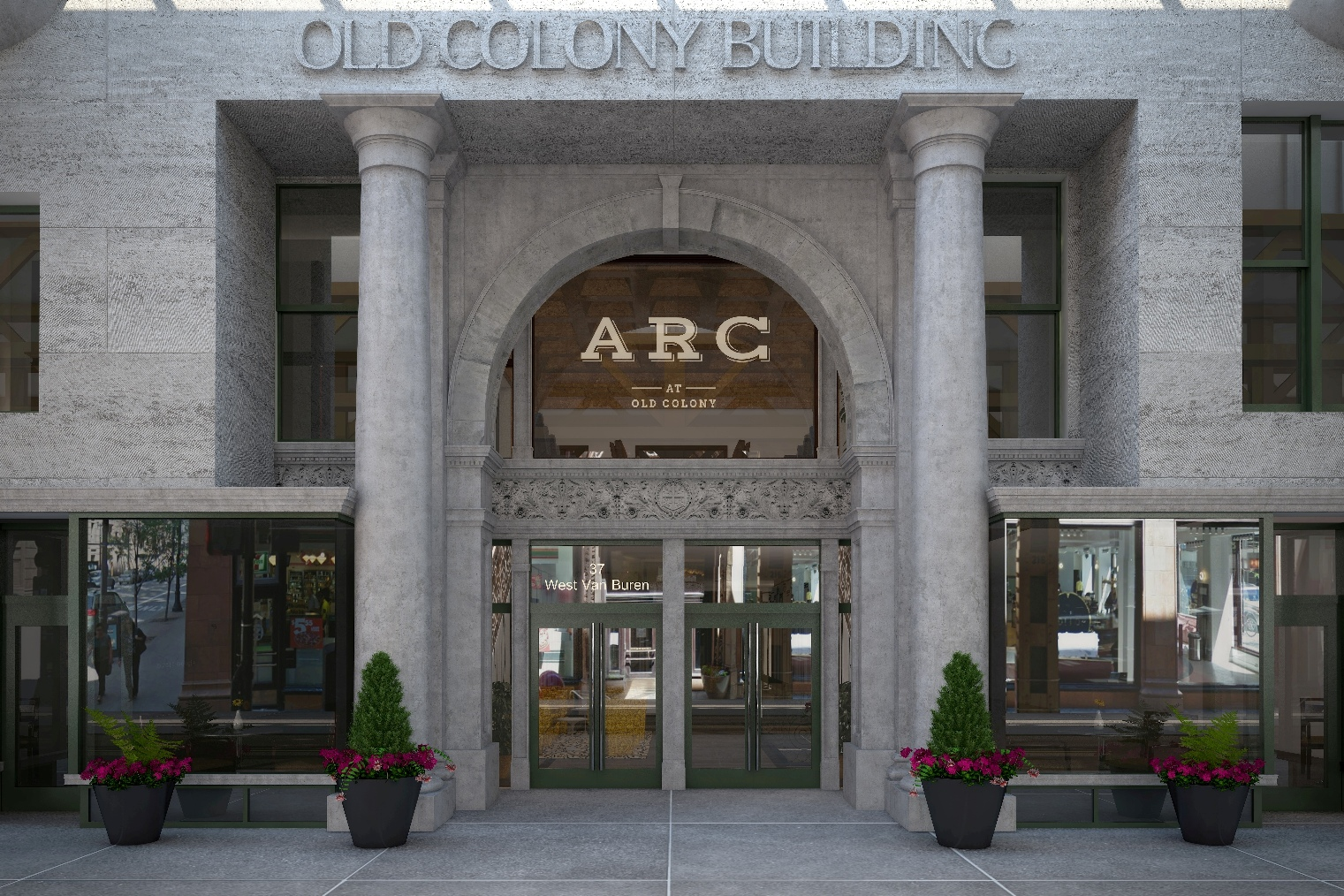ARC @ Old Colony