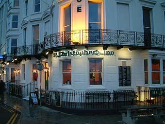 St Christopher's Inn, Brighton